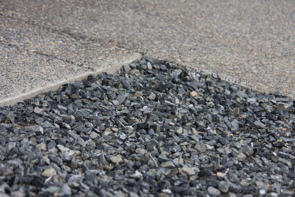 Crushed Stone Delivery : Greater vancouver fraser valley clear crushed rock