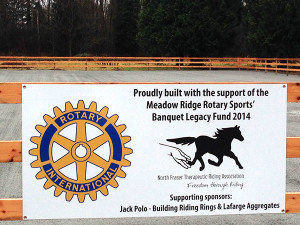 north fraser therapeutic riding association