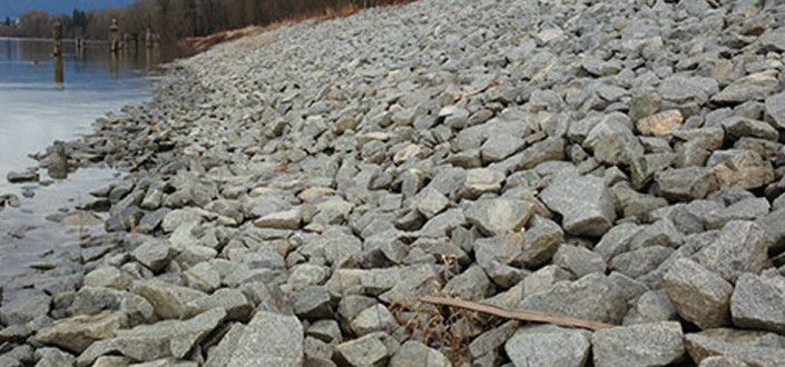 Greater vancouver landscape rock and stone delivery for Landscaping rocks vancouver wa